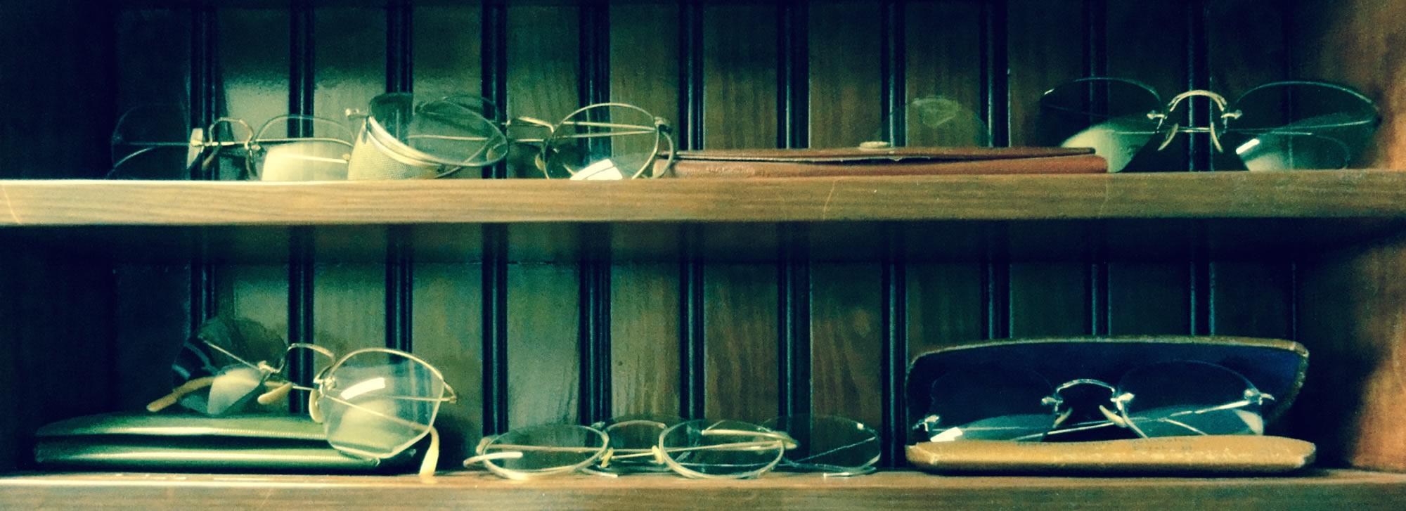 Antique Glasses